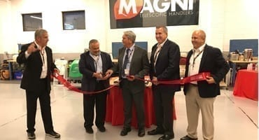 Magni has inaugurated the new Paramount headquarters!